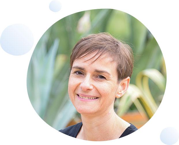 Dr Cécile GRAND JACQUES service gastro-entérologues Clinique du Val d'Ouest